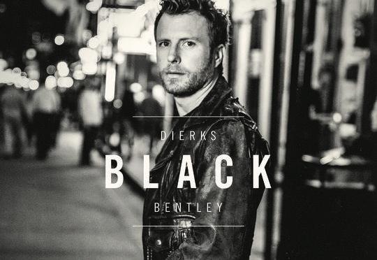 """""""Black"""" de Dierks Bentley, más oscuro pero sigue en lo más alto"""