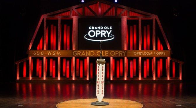Una noche en el Grand Ole Opry House