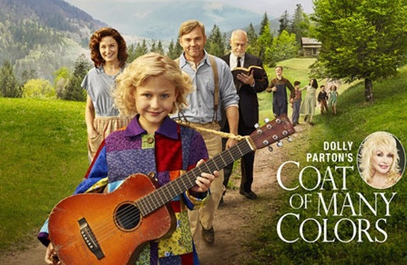 """Dolly Parton's Coat of many colors"" en Movistar+"