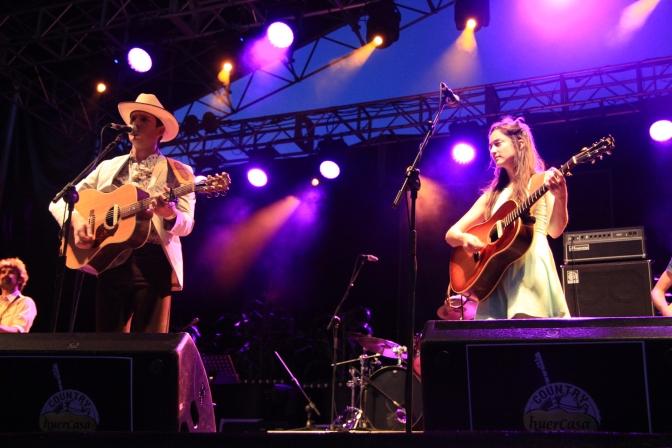 Álbum del segundo día del Huercasa Country Festival 2016