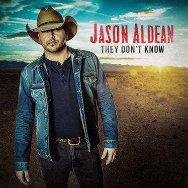 Nuevo disco de Jason Aldean el 9 de septiembre