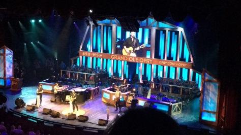 David Nail en el Grand Ole Opry
