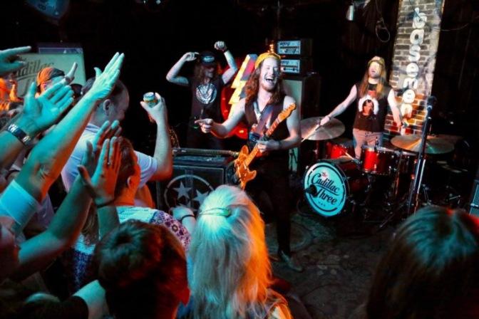 The Cadillac Three darán concierto en Madrid presentando su nuevo disco