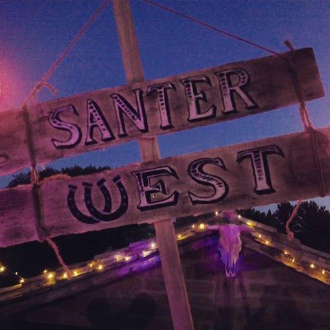 El Oeste Soriano suena a Country: SanterWest 2016