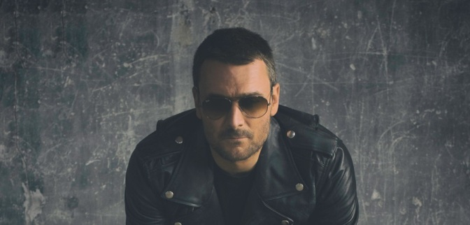 Eric Church será el telonero de Eric Church