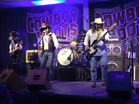 Barroms Cowboy