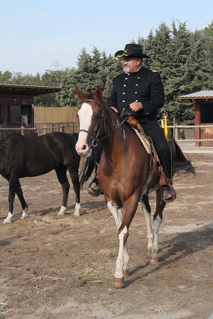 general-caballo