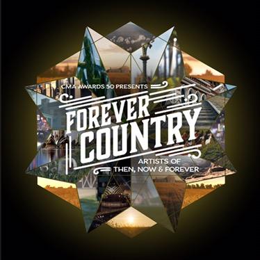 Forever Country o la mayor unión de estrellas del Country en una canción