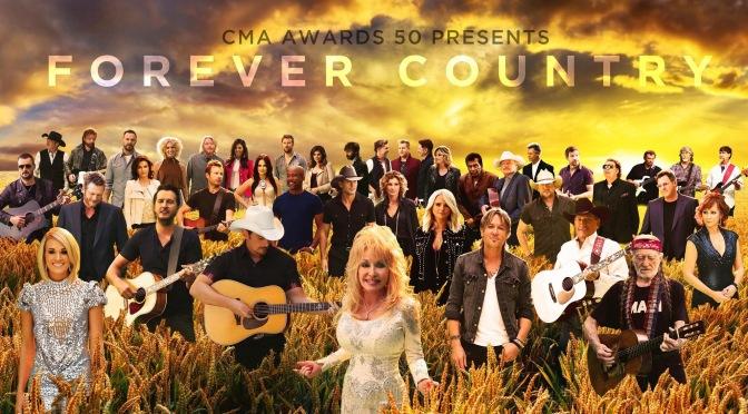 """Ya podemos ver el vídeo de """"Forever Country"""" y es espectacular"""
