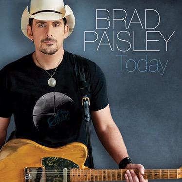 """""""Love And War"""" el nuevo álbum de Brad Paisley el 3 de Marzo unos días antes del C2C"""