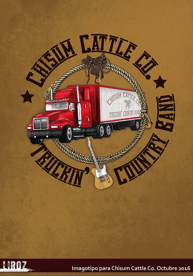 Chisum Cattle Co. empiezan diciembre de mini gira por Andalucía con su Truckin'Country
