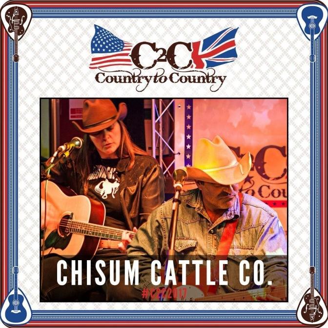 Chisum Cattle Co: el toque español en el Country2Country 2017 de Londres