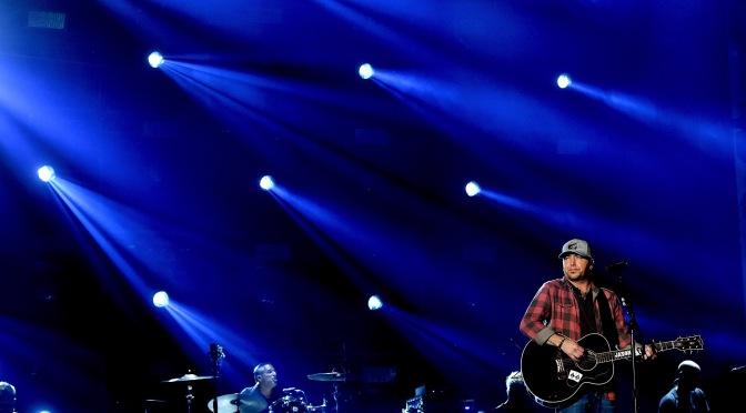 Jason Aldean repite como Entertainer of the Year en los ACM