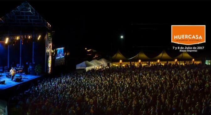 Horarios para el Huercasa Country Festival 2017