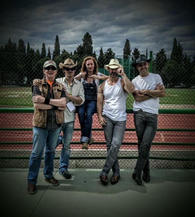 Folsom Prison Band en la American Party del Garage Sound Fest este sábado en Rivas