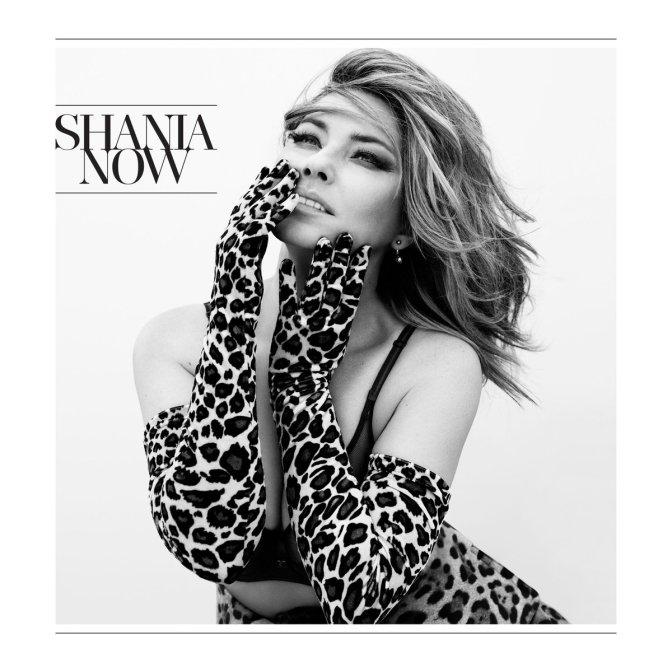 Shania Twain vuelve con nuevo disco en Septiembre
