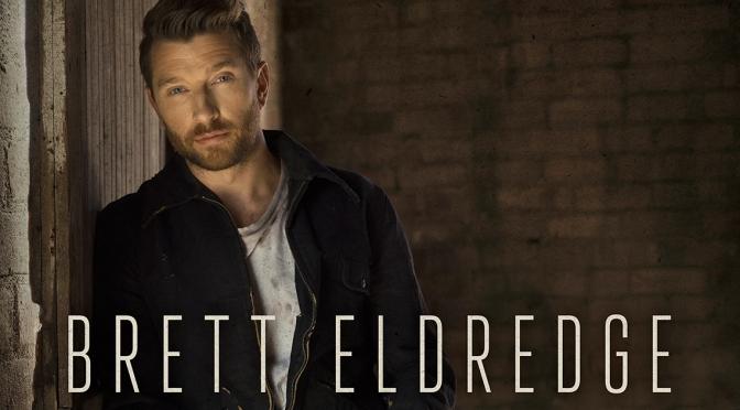 Ya disponible el nuevo álbum de Brett Eldredge