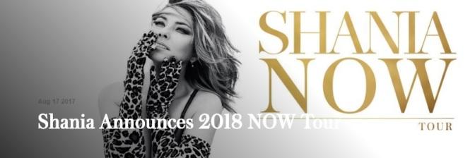 Shania Twain amplia su gira a Europa
