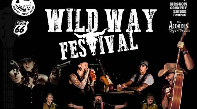 En noviembre llega el Wild Way Festival a Madrid, Salamanca y Cáceres