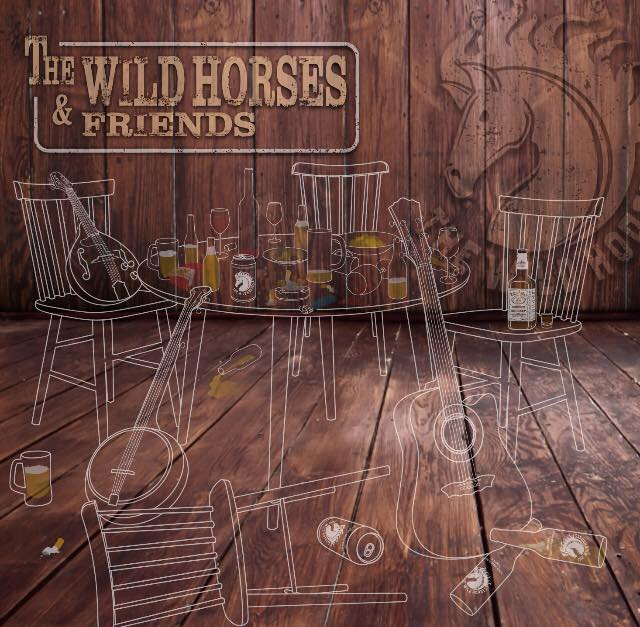 The Wild Horses & Friends ya es una realidad