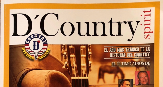 El número de 2 de la Revista D'Country Spirit disponible