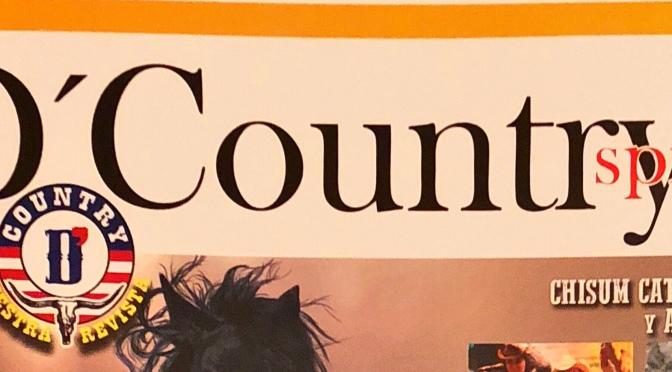 El tercer número de D'Country Spirit ya disponible