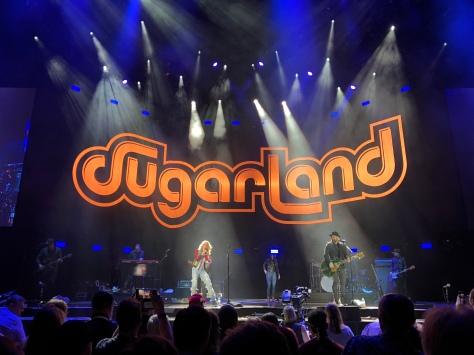 Sugarland en el reciente C2C de Londres, Foto: C2C