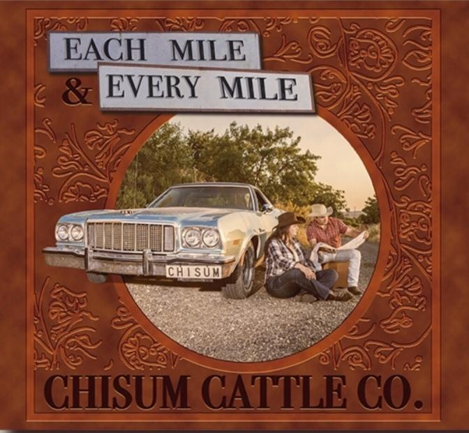 """Este viernes podremos escuchar en """"streaming"""" el nuevo disco de Chisum Cattle Co."""