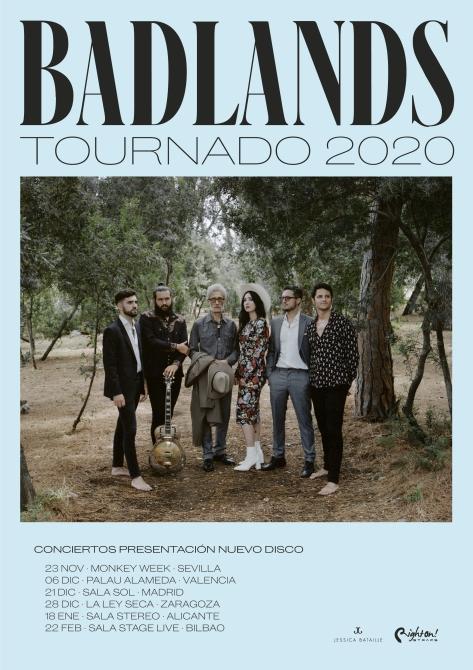 poster_gira_badlands-01